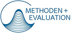 Logo Methoden und Evaluation